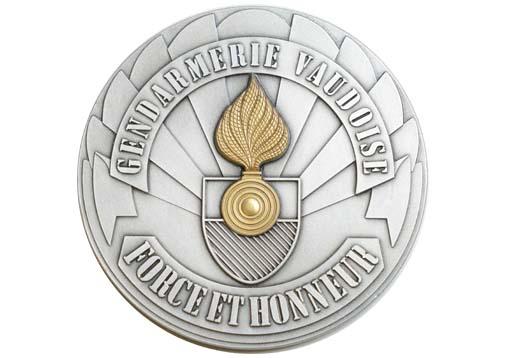 """Médaille """"force et honneur"""""""