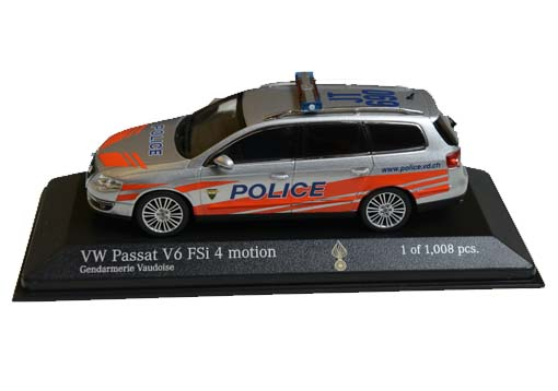 VW Passat V6 FSI 4 Motion