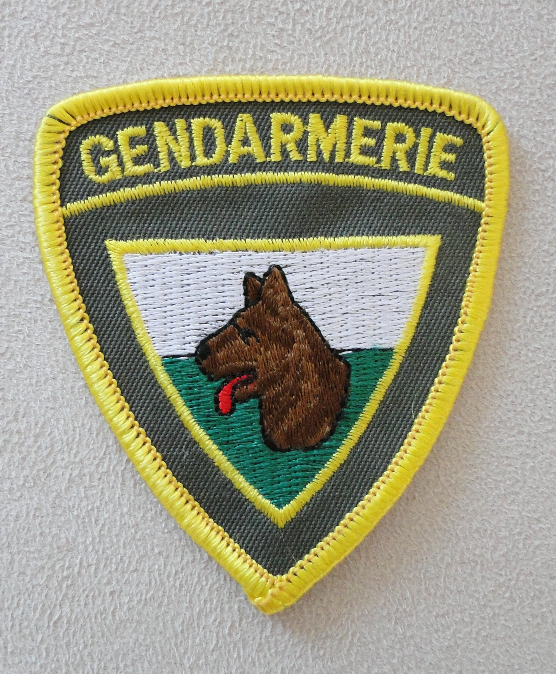 Brigade canine - 2ème version