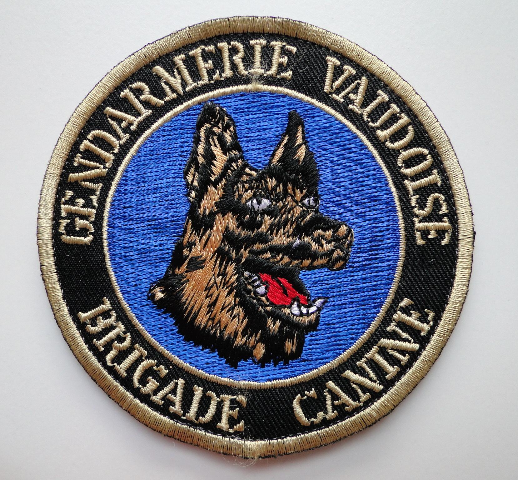 Brigade canine - 3ème version