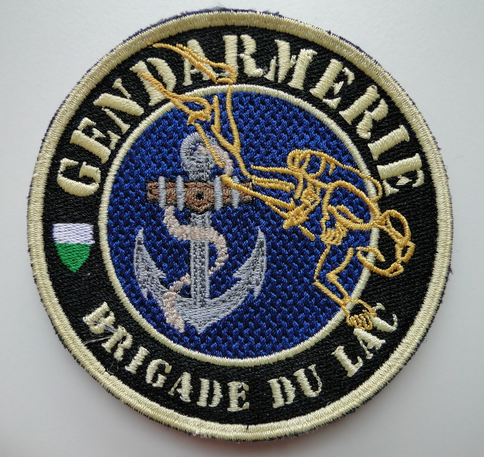 Brigade du lac - 3ème version