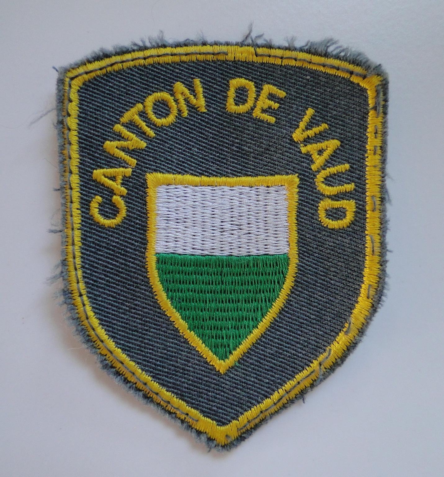 Gendarmerie Vaudoise - 2ème version