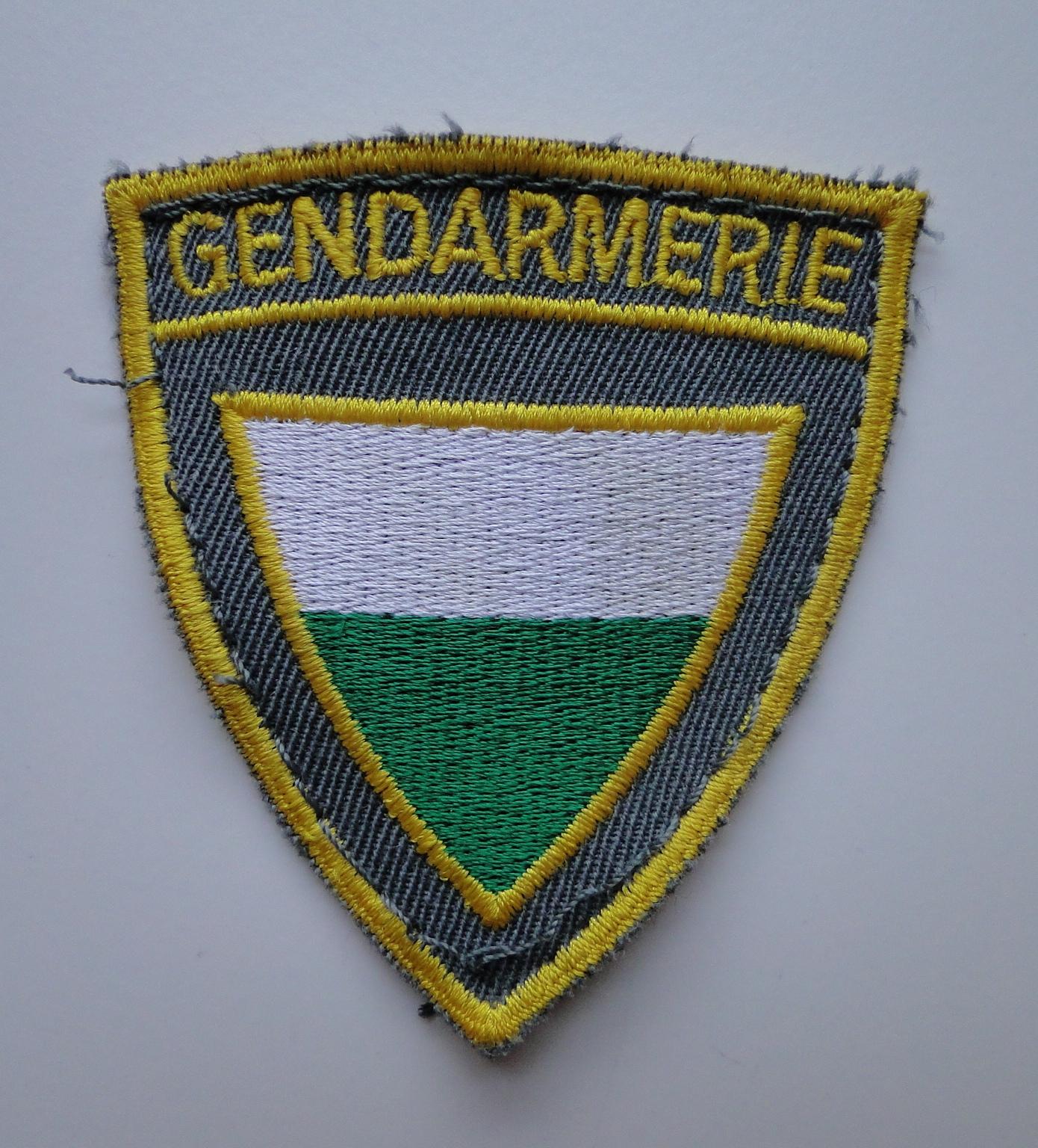 Gendarmerie Vaudoise - 3ème version