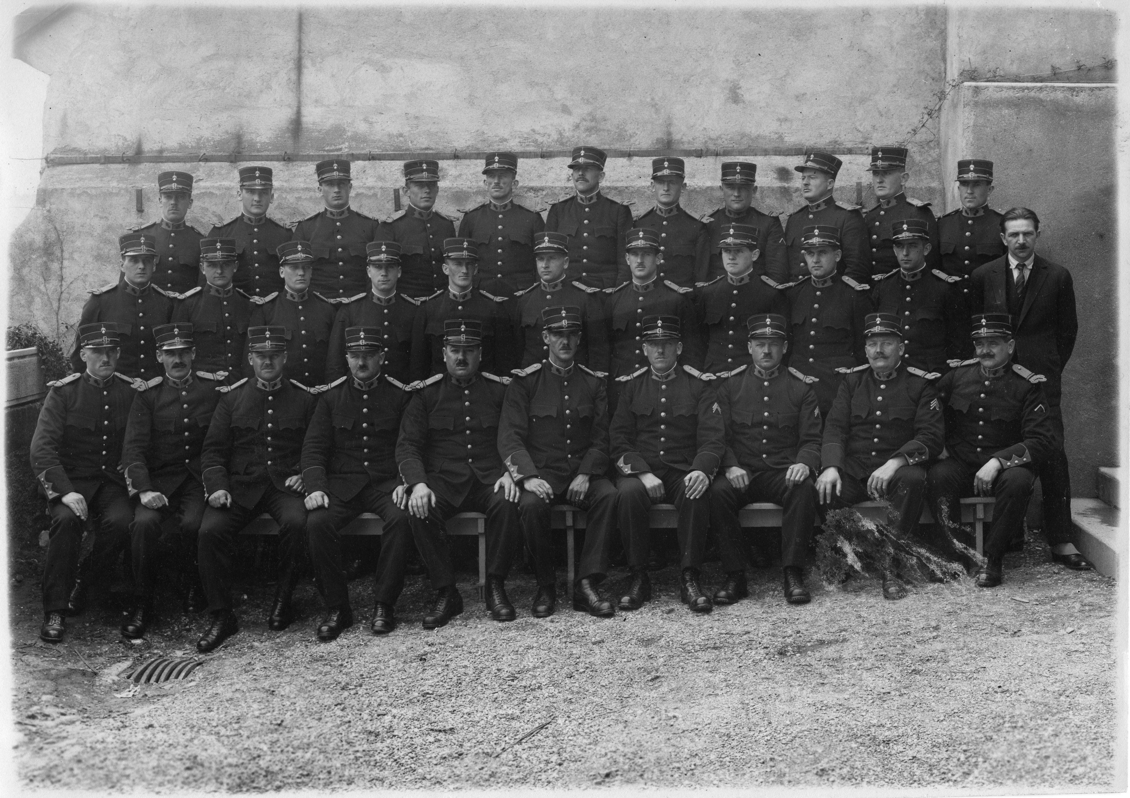 1939-Gendarmerie-à-cheval-12
